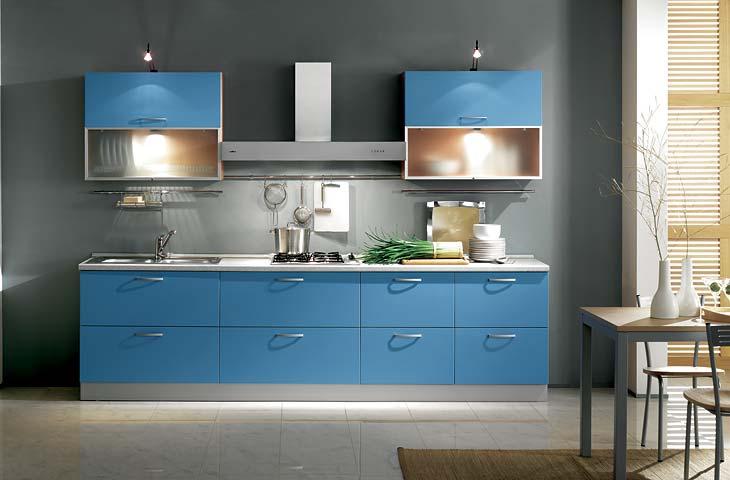 Colori pareti cucina come scegliere il colore con la cromoterapia - Colori cucina pareti ...