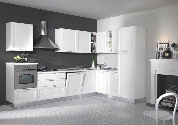 forme della cucina d angolo