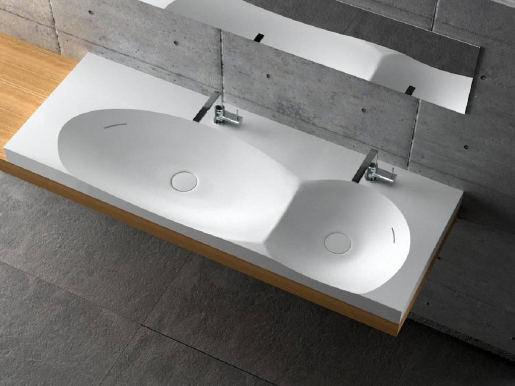 lavabo in corian