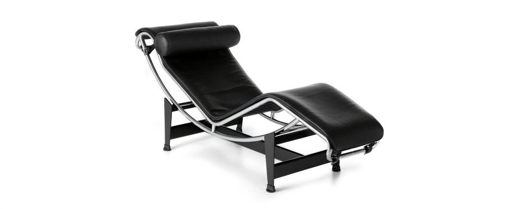 Cassina Le Corbusier: la chaise longue lc