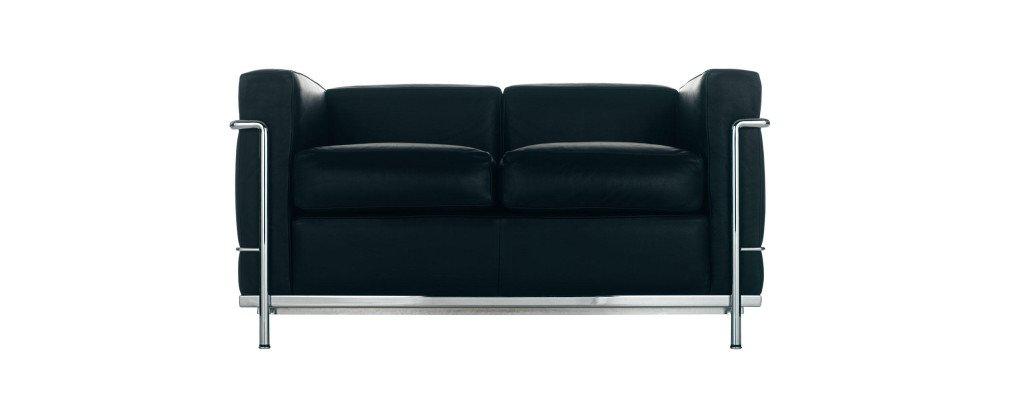 Cassina Le Corbusier: il divano lc