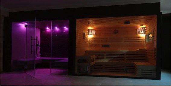 Sauna in casa come introdurre una sauna nel nostro bagno designandmore arredare casa - Bagno turco in casa ...