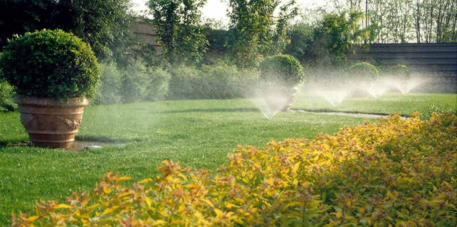 Come realizzare un impianto di irrigazione giardino fai da te