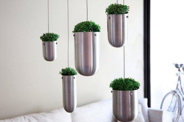 Vasi da appendere tanti modelli scelti per voi con anche for Vasi da arredamento design