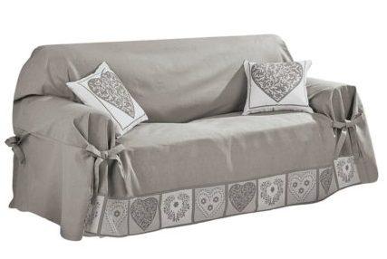 rivestire il divano con il copridivano