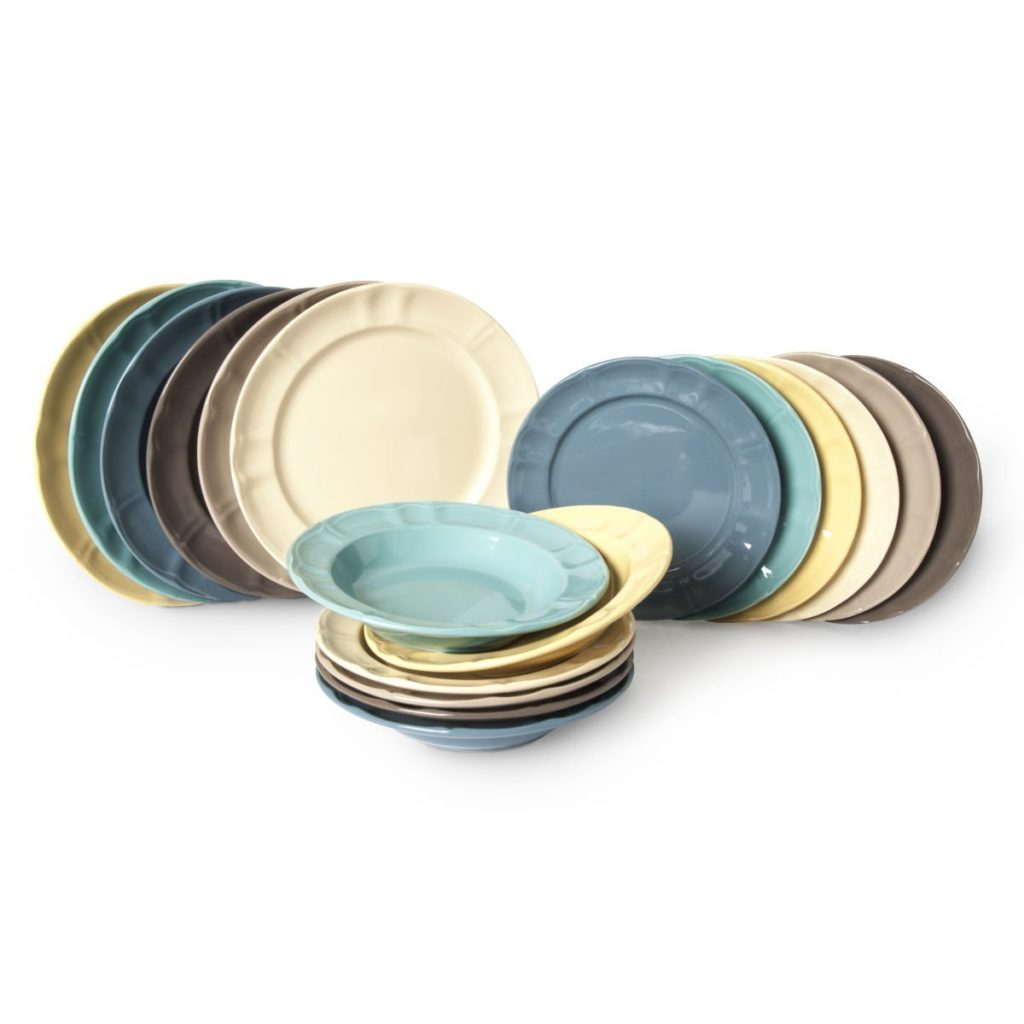 piatti in gres porcellanato