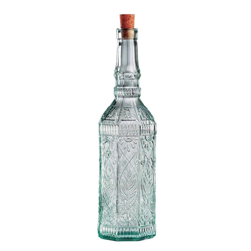 accessori, bottiglia in vetro
