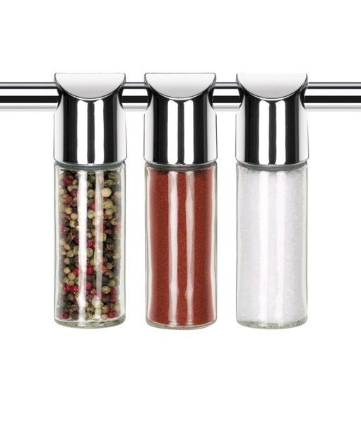 Binari appendi oggetti per la cucina ikea leroy merlin e for Ikea portaspezie