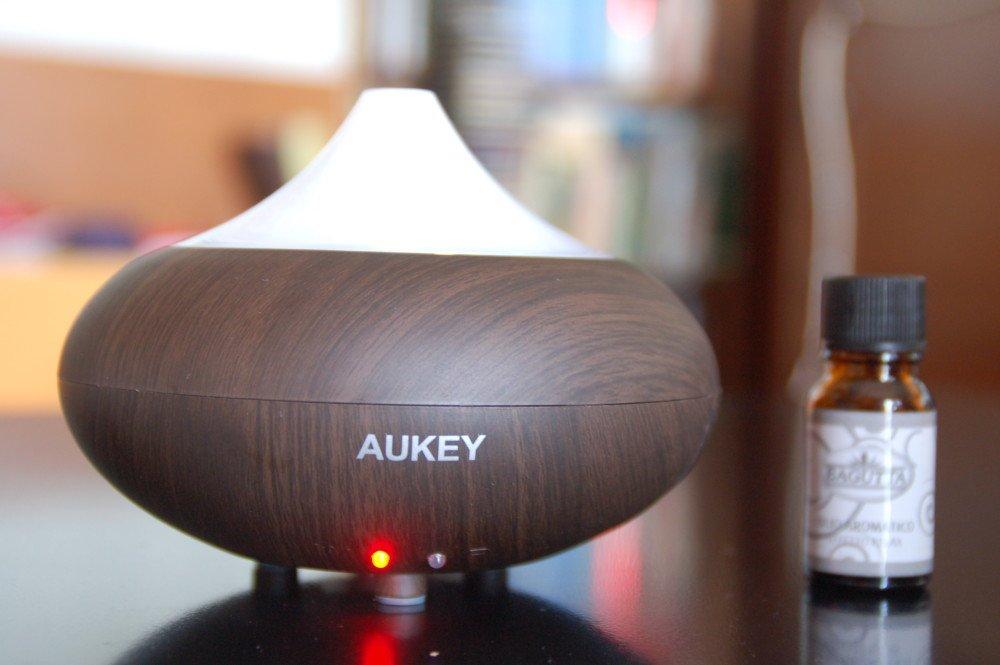 migliori umidificatori da tavolo Aukey