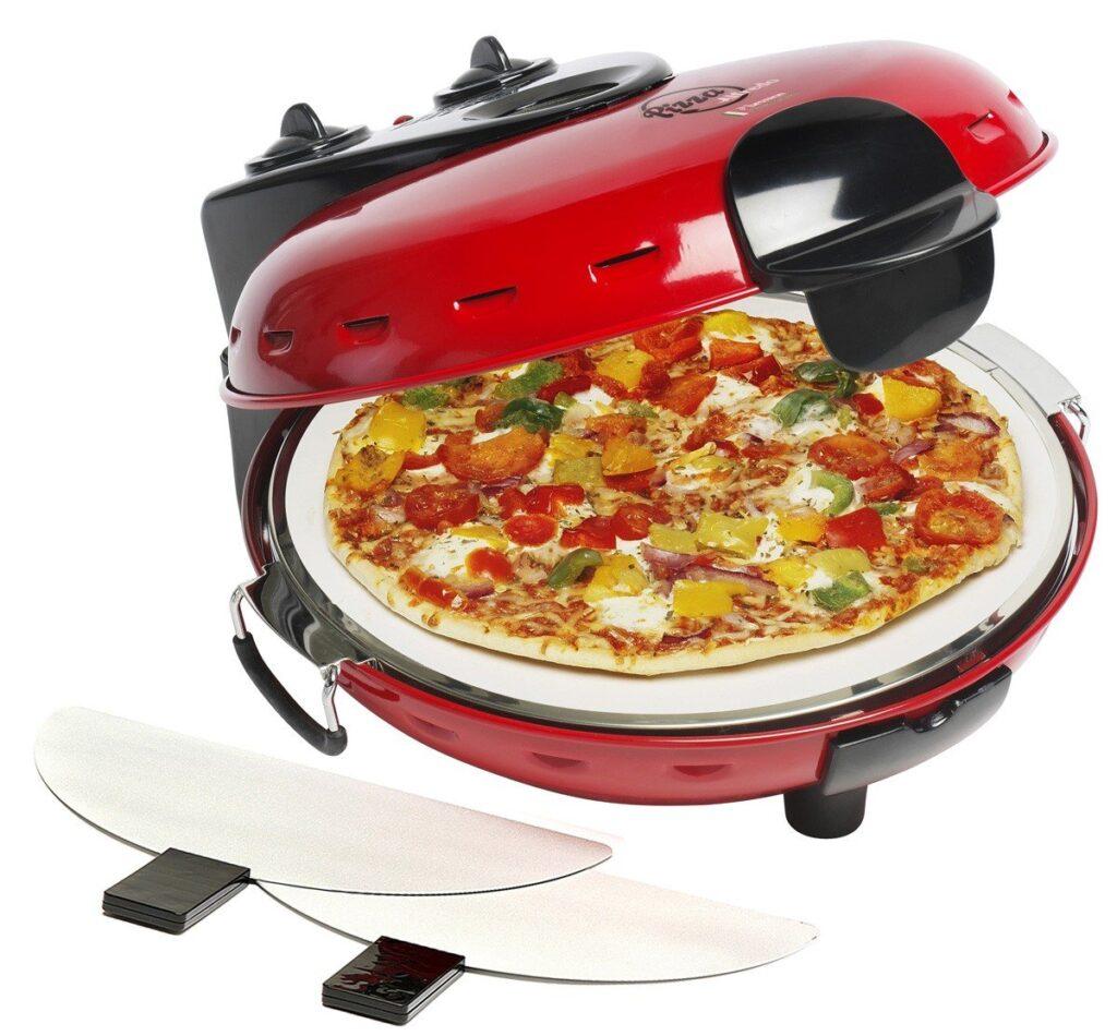 Forno cucina per pizza: Bestron DLD9070 con Oblò