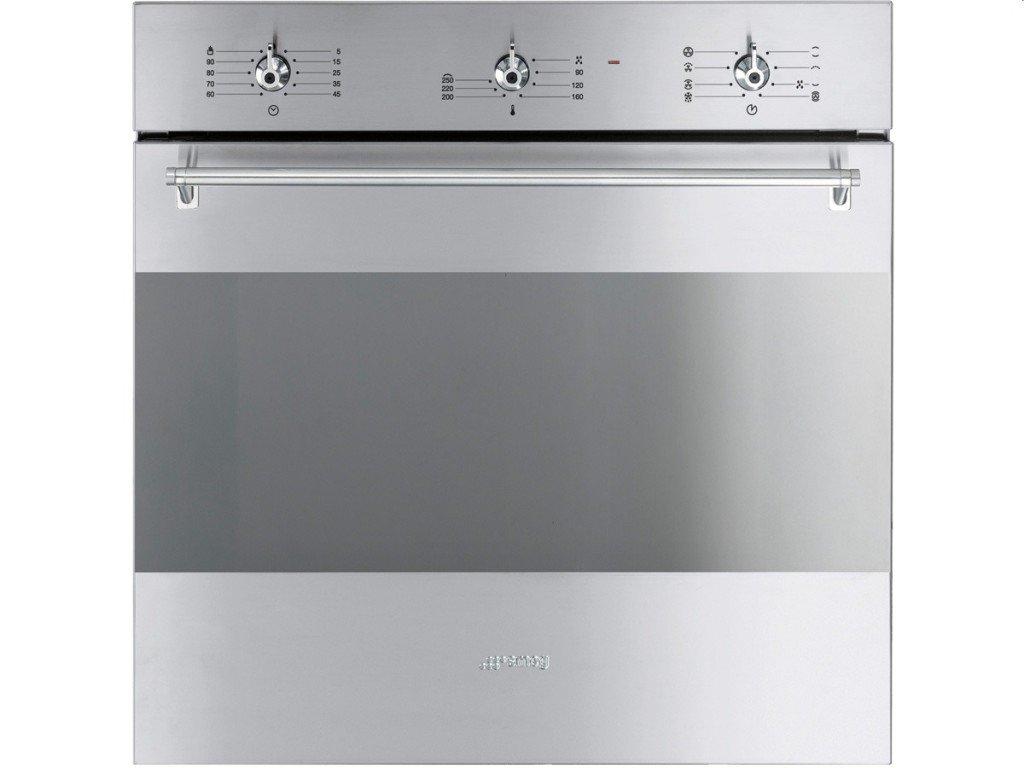 Come scegliere un forno da incasso: : il modello Smeg SF388X