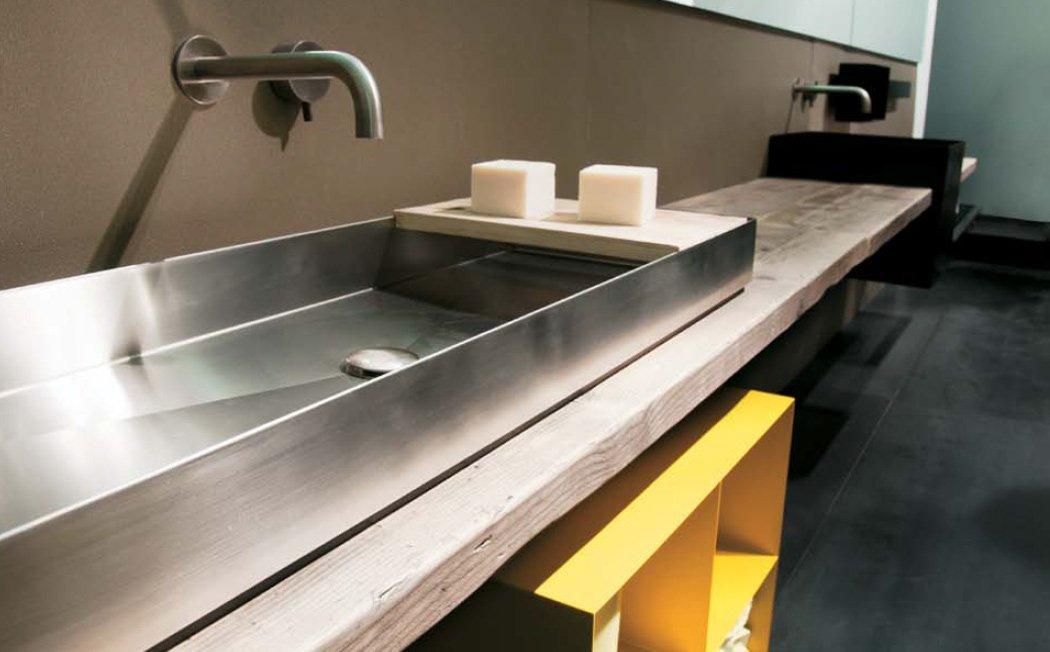 Come arredare il bagno in stile industrial: idee ed esempi