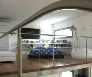 8 esempi di arredo per un monolocale di 32 mq for Articoli casa design