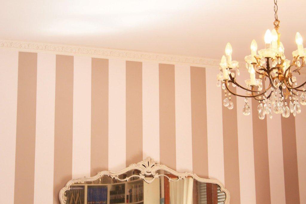 Come dipingere le pareti di casa da soli suggerimenti pratici - Come pitturare una camera da letto ...