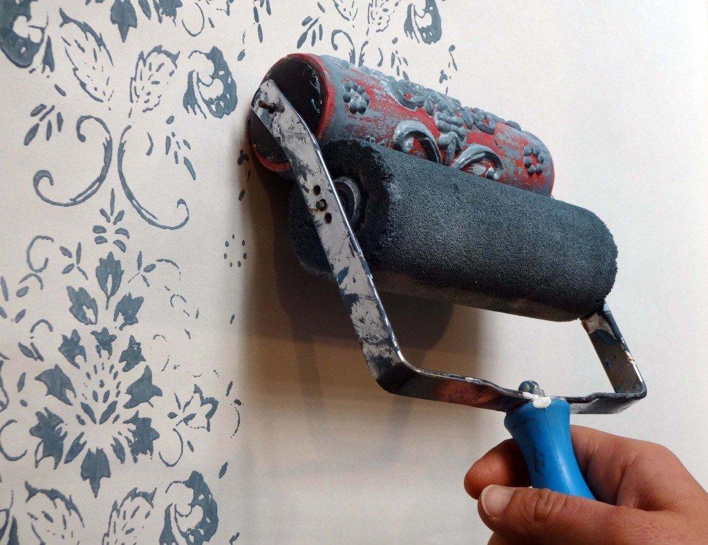 Come dipingere le pareti di casa da soli suggerimenti pratici - Tecnica di pittura per pareti interne ...