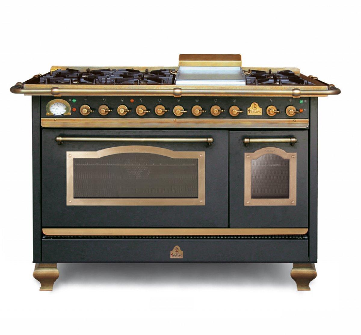 Come scegliere il forno per la cucina consigli ed esempi - Cucina a gas da 90 ...