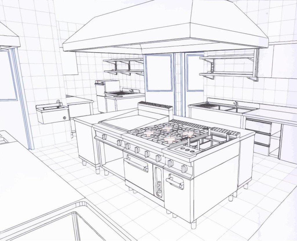 impianti per comporre una cucina freestyle