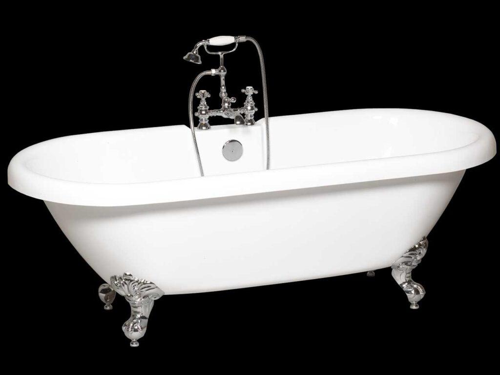 vasca da bagno iperceramica, modello classic one