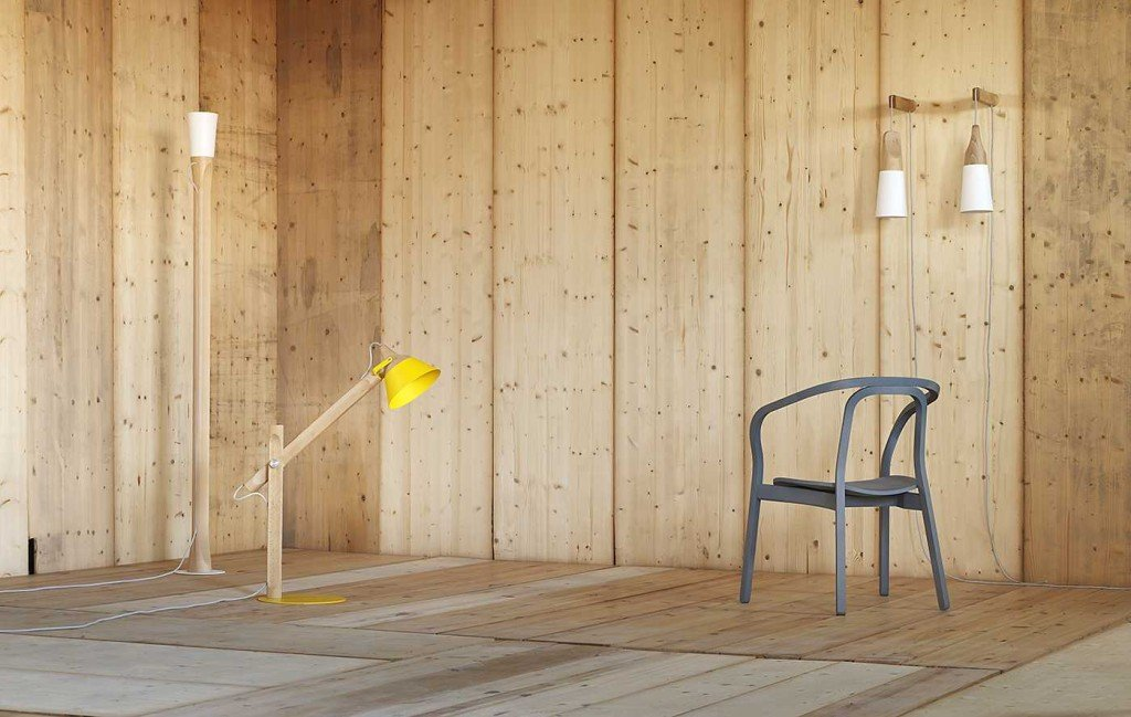 Pareti in legno per la casa tante idee e suggerimenti designandmore arredare casa - Rivestire parete con legno ...