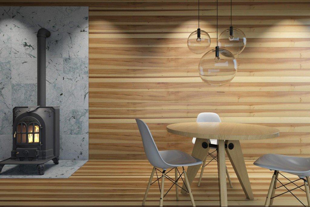 Favorito Pareti in legno per la casa: tante idee e suggerimenti SZ05