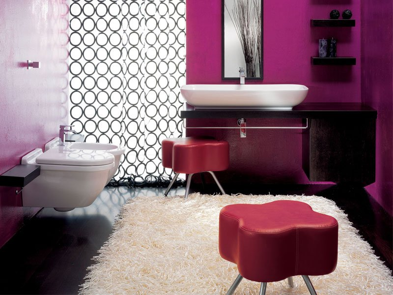Pittura idrorepellente per interni ideale per il bagno e - Vernici lavabili per cucina ...