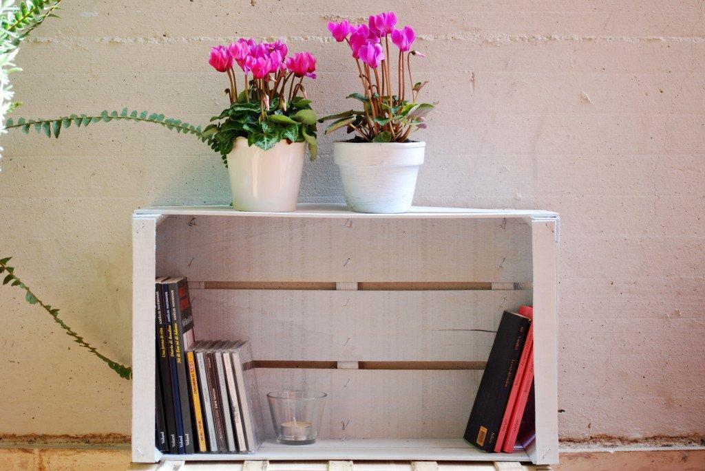 Favorito Come riciclare le cassette della frutta: idee e suggerimenti SK88