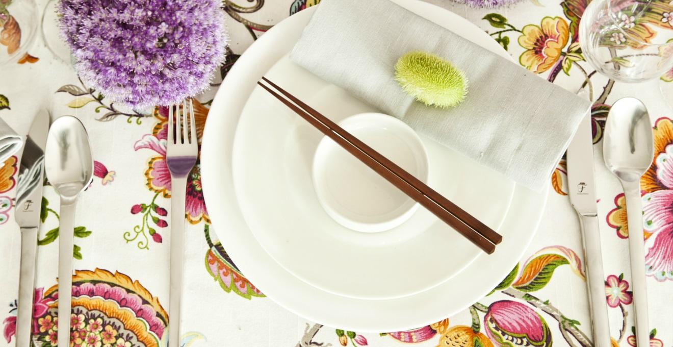 Come scegliere le tovaglie in estate materiali e colori - Tovaglie da tavola plastificate ...