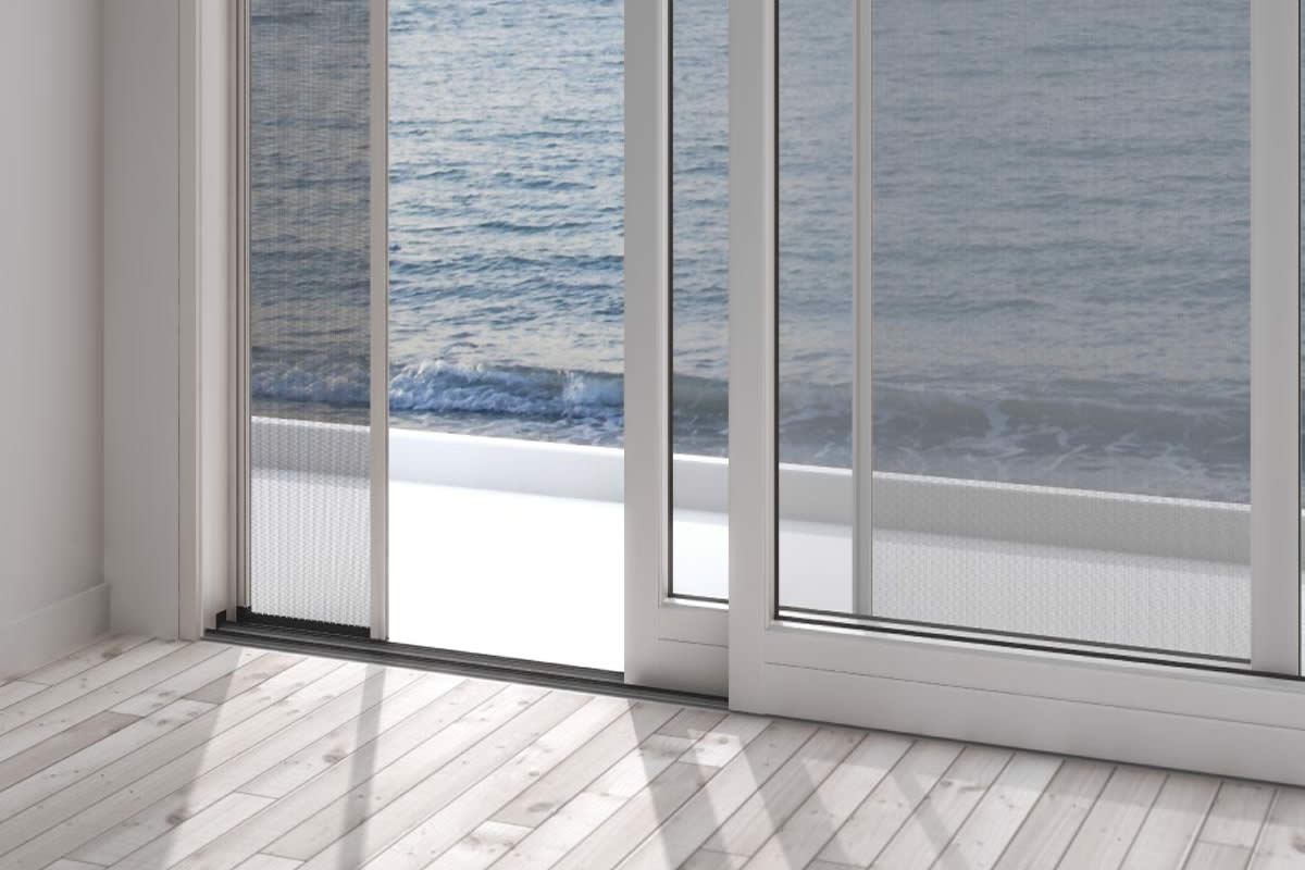 Zanzariere per le finestre di casa tutte le tipologie for Tipi di schierandosi per le case