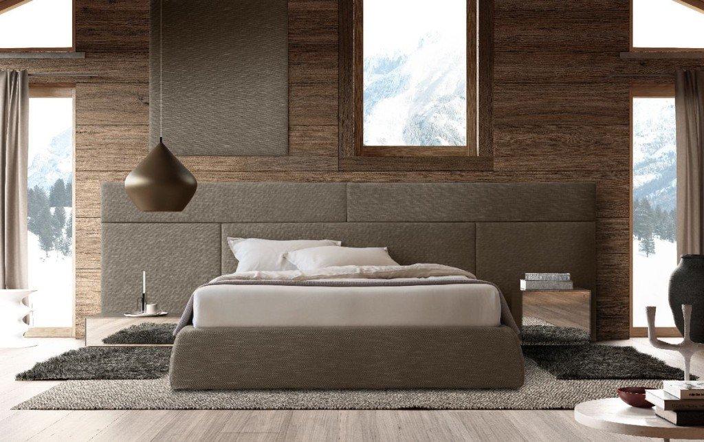 Boiserie: in legno, moderne o classiche per la camera da letto