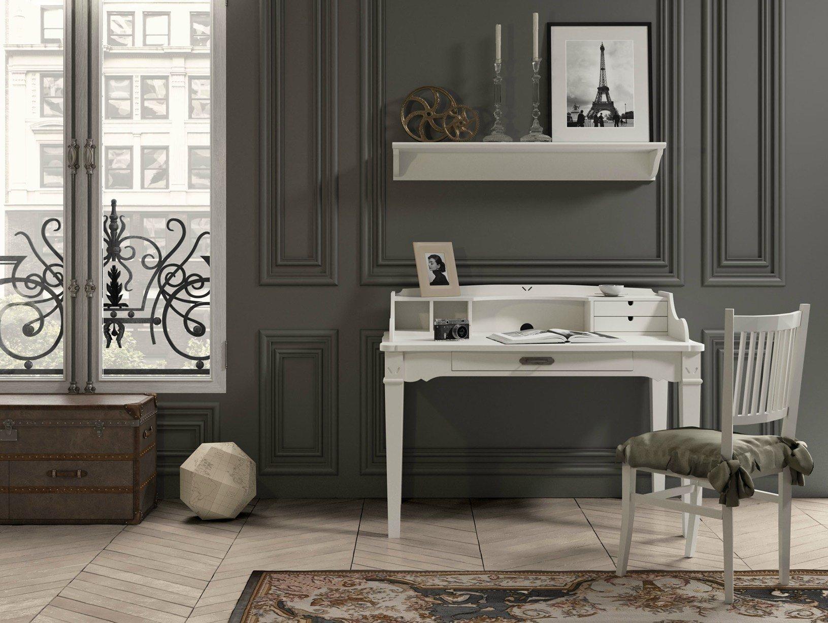 Boiserie in legno moderne o classiche per la camera da letto for Piccoli piani cabina con soppalco e veranda