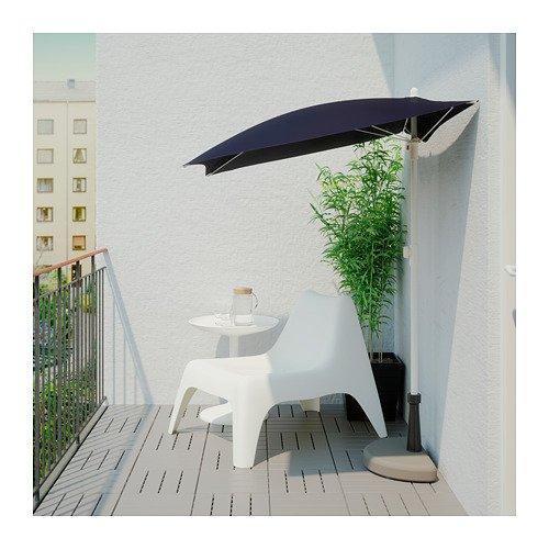 ombrellone con base ikea giardino