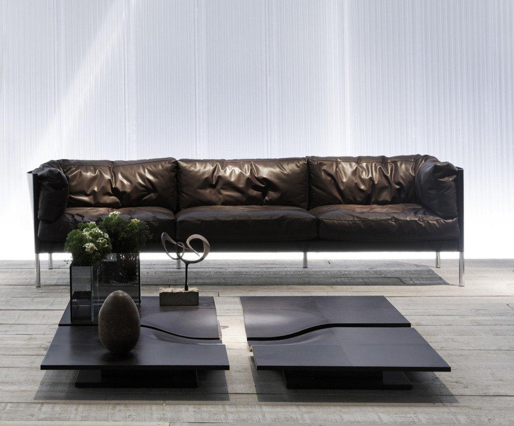Tavolini da salotto componibili soluzioni ed esempi - Tavolino divano ...