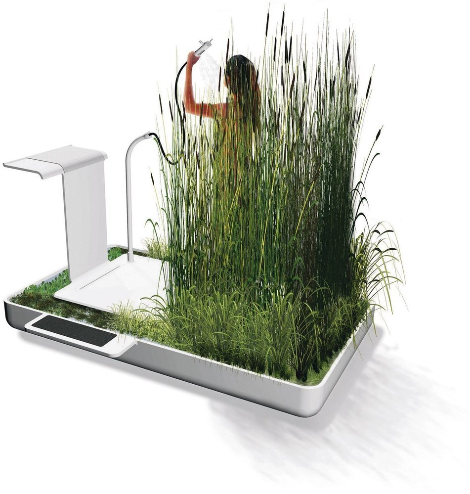 doccia ecologica