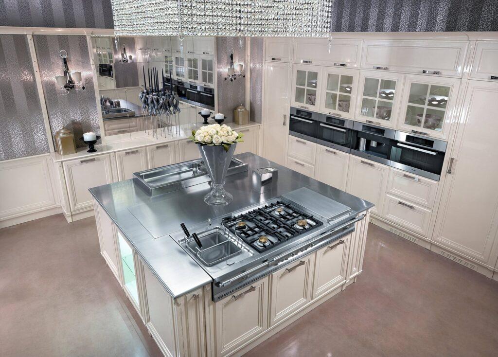 Cucine Con Isola Centrale Moderne