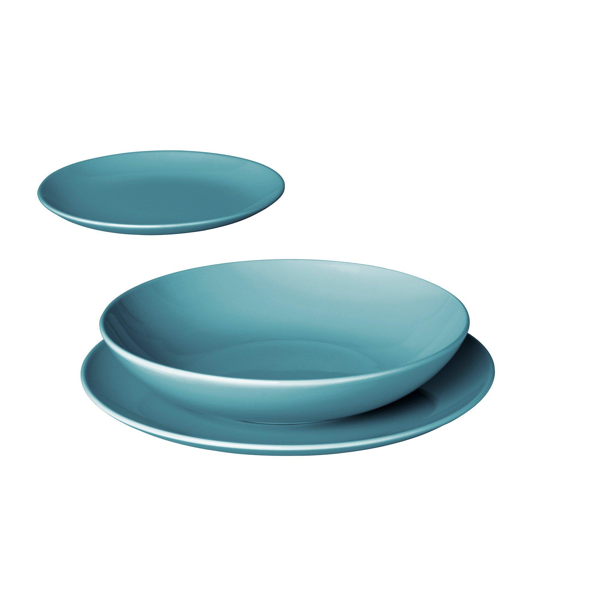 Apparecchiare la tavola consigli per bicchieri piatti for Piatti e bicchieri colorati
