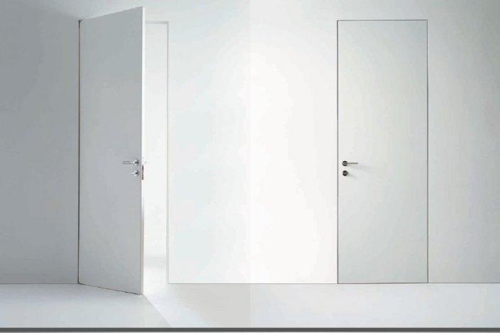 Porte filo muro: prezzi e soluzioni suggerite per la vostra ...