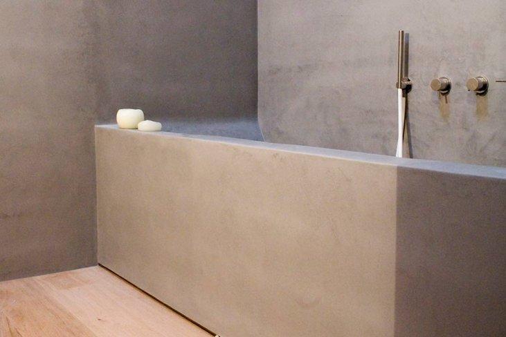 Vasche Da Bagno In Cemento La Nuova Frontiera Dell Estetica