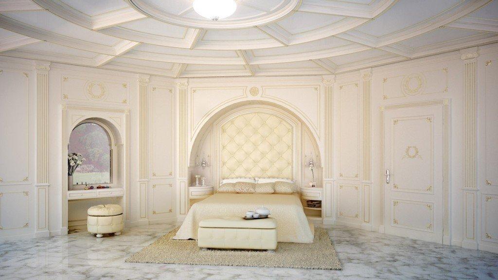 Camera Da Letto Con Boiserie : Boiserie: in legno moderne o classiche per la camera da letto