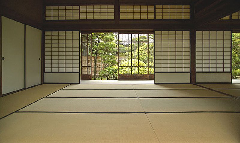 letto giapponese tatami