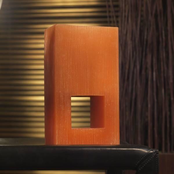 candela cube design per arredare la cucina in autunno