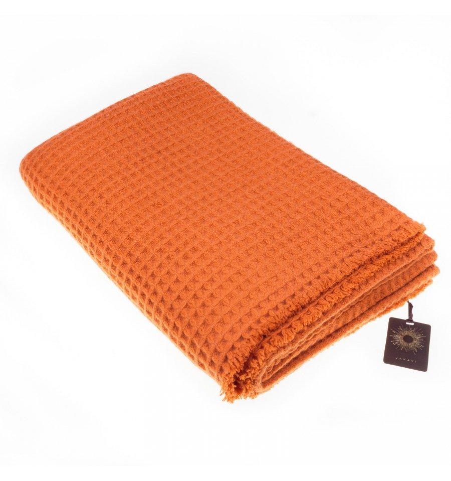 copertina arancione Janavi