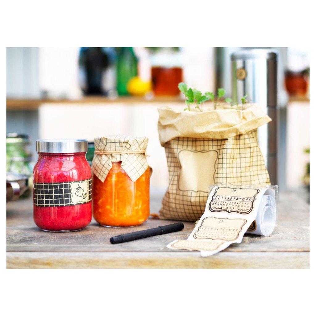 contenitori ikea per alimenti - limited edition Hemsmack di Ikea