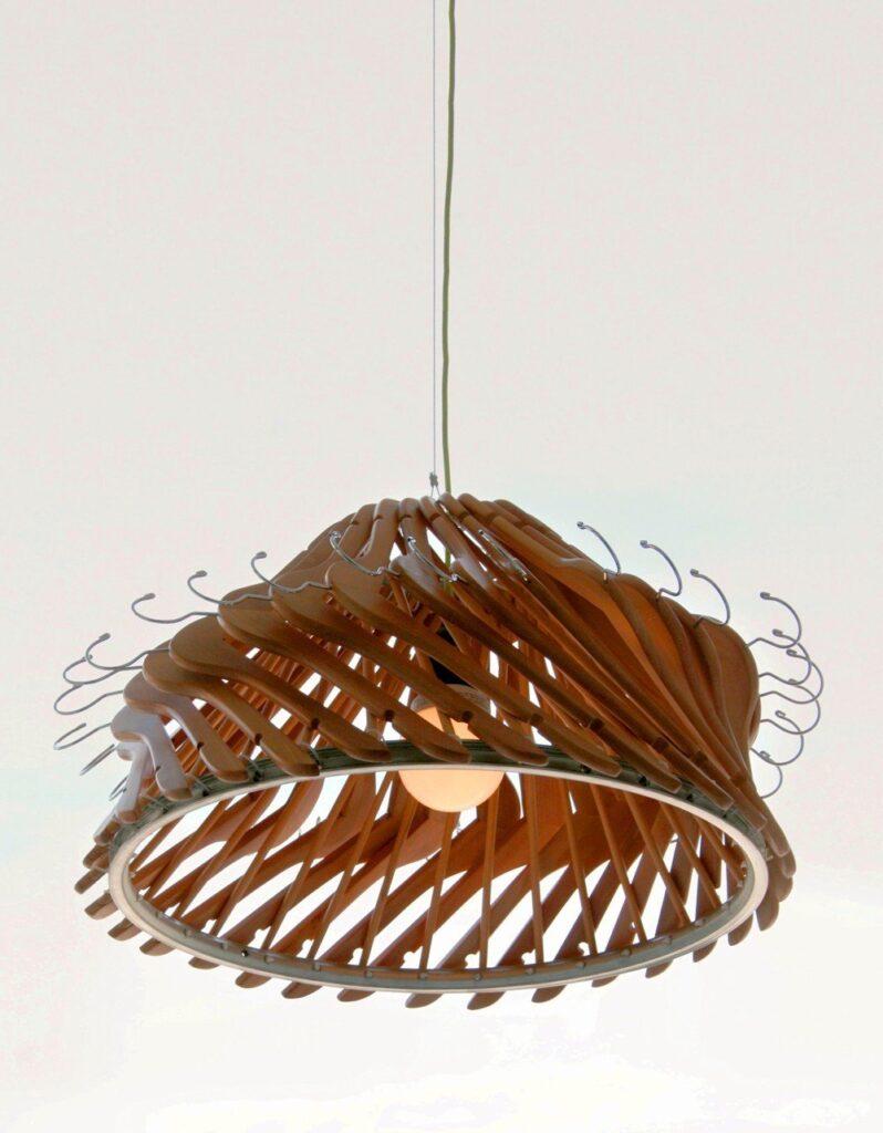 La serie di lampade ecologiche di design della organelle design