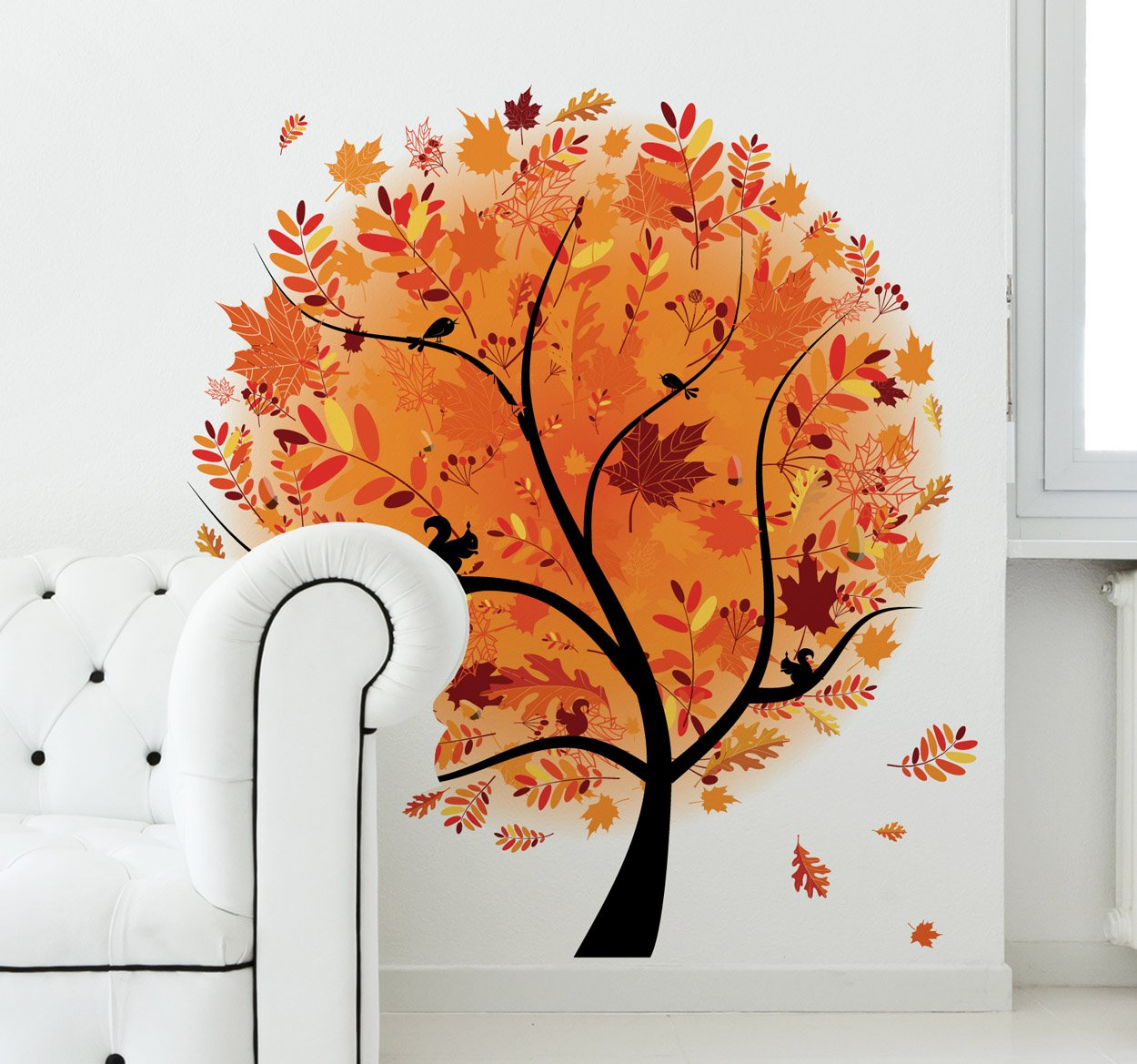 Decorazioni Per L Autunno come decorare casa in autunno: decori casa per l'autunno