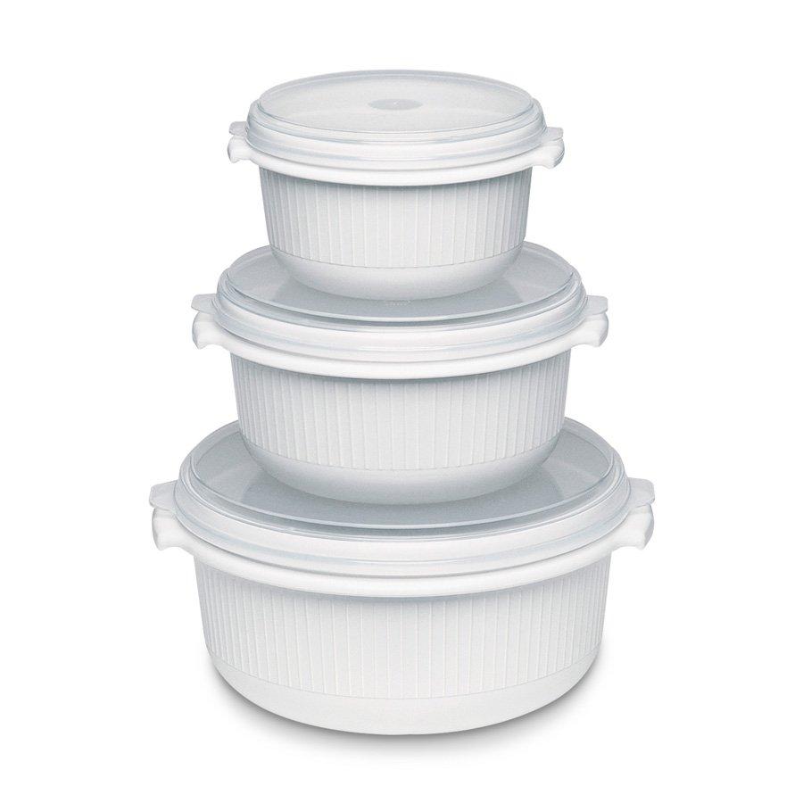 I migliori contenitori per microonde: