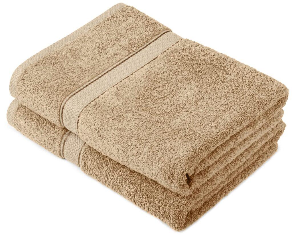 Migliori asciugamani per il bagnoasciugamani pinzon nocciola