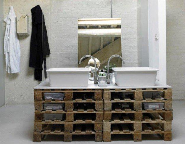 Accessori Per Il Bagno Fai Da Te : Bagno fai da te idee per arredare il bagno con materiali di