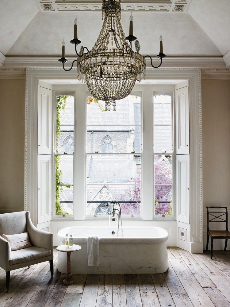 Photo of Se amate lo stile inglese non potete perdervi questo palazzo da sogno a Londra