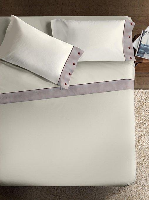 Biancheria da letto per autunno ipersan naturale