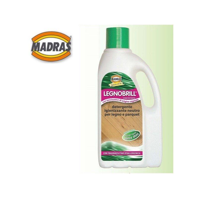 Detergenti per parquet legnobrill madras